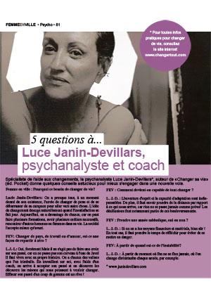 5 questions à Luce Janin-Devillars